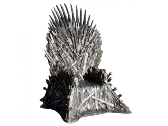HBO Game of Thrones Iron Throne Replica for sale